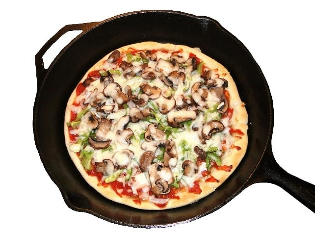 how to make italian pizza in pan