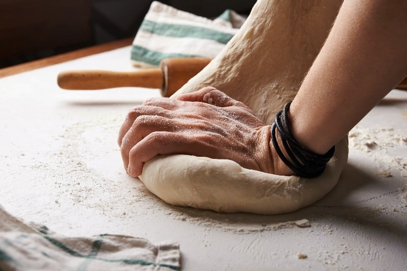 how to bake white bread