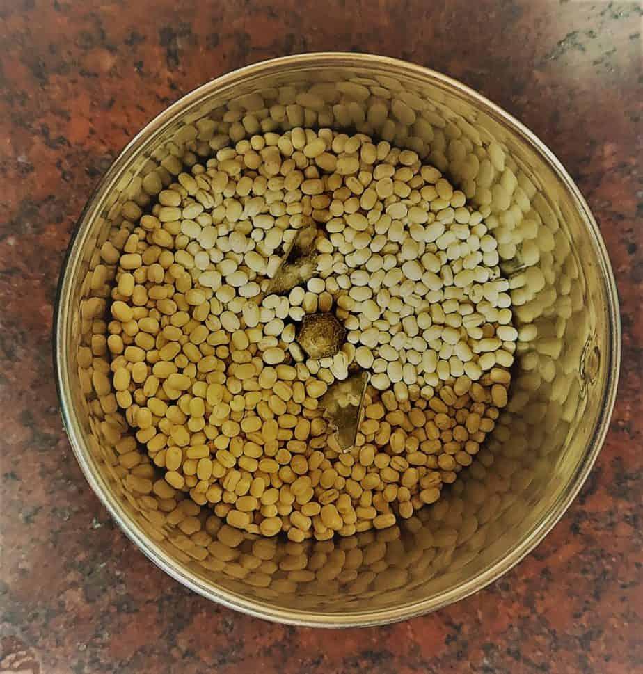 lentils used in dosa batter