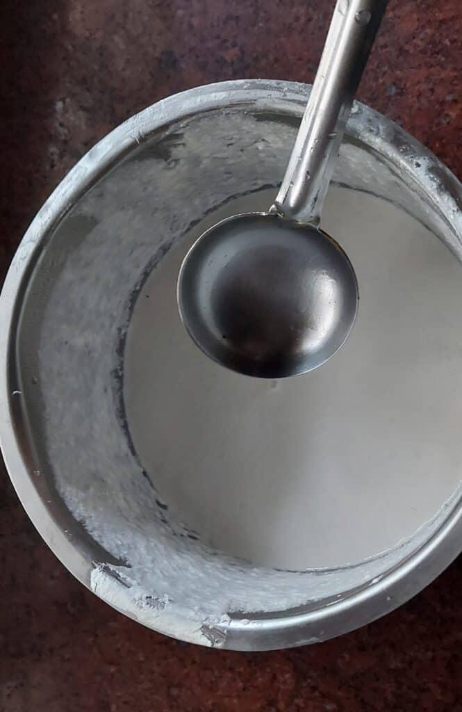 perfect dosa batter